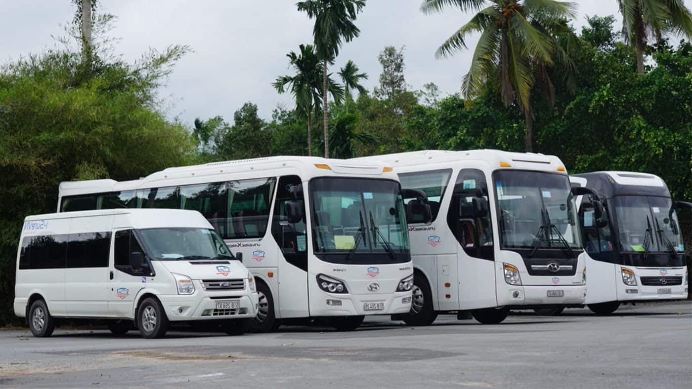 Bảng giá cho thuê xe du lịch giá rẻ tại TPHCM