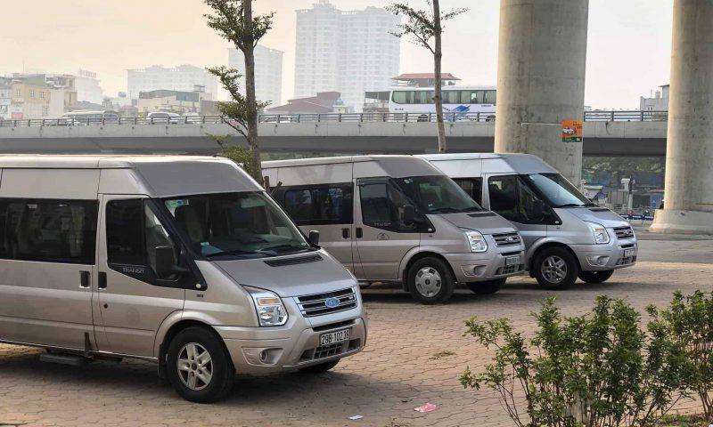 Top 8 công ty thuê xe 16 chỗ nổi tiếng tại thành phố Hồ Chí Minh